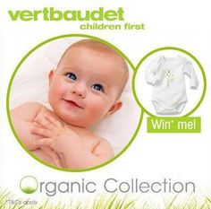FREE Vertbaudet Children First Organic Bodysuit - Gratisfaction UK Freebies #freebies #freestuff #baby