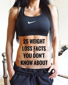 Weight loss facts you did not know. #weightloss #diet #health #fitness