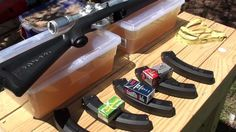 What is the most effective .22 LR round?