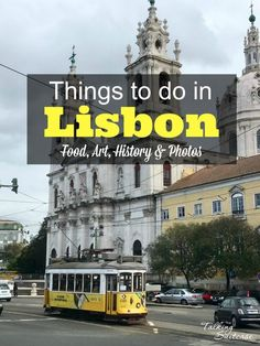 Things to do in Lisbon, Portugal with Teens and Tweens Plus Lisboa Card Review. As we discovered during our holiday, there were a ton of things to do in Lisbon with teens. Taking selfies from panoramic view points, visiting a castle and palaces, eating delectable Portuguese tarts, and riding the famous wooden tram were just a few of the adventures that awaited us.