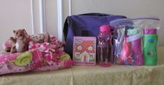 """foster kids emergency kits 