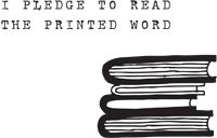 read the printed word