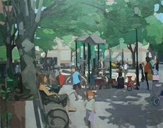 Bleecker Playground by John Dubrow