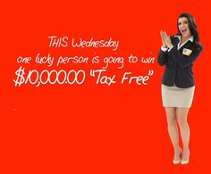 """Danielle Lam on Twitter says...............In  days #publishersclearinghouse will have a new $10,000 """"Tax Free"""" winner!!! Clues start tomorrow at 2 on my FB pg"""
