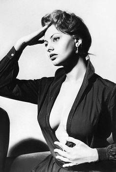 5 Beauty & Style Tips from Sophia Loren | Celebrity Gossip
