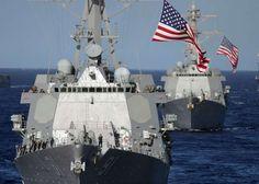 1. United States of America - U.S. Navy, Walter T. Ham IV/AP Photo