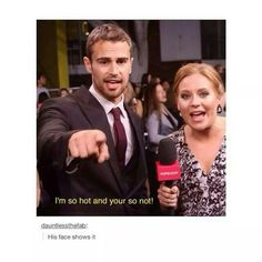 Yes Theo you are like and angel