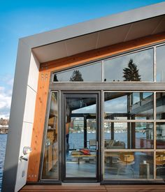 A once-plain floating home on Seattle's Portage Bay receives a much-needed renovation ten years in the making. Read the entire article he...