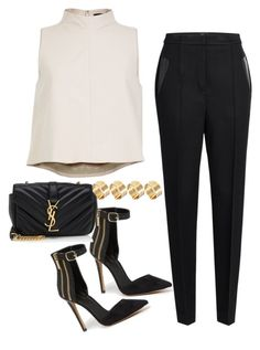 Party outfit chic yves saint laurent 61 ideas for 2019 Business Casual Outfits, Professional Outfits, Classy Outfits, Stylish Outfits, Mode Outfits, Fashion Outfits, Womens Fashion, Work Fashion, Fashion Looks