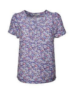 ARMEDANGELS Hannah Mille Fleurs blouse|ARMEDANGELS Hannah Mille Fleurs | Supergoods Ecodesign & Fair Fashion