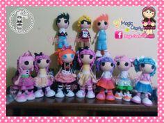 Lalaloopsy Crafts