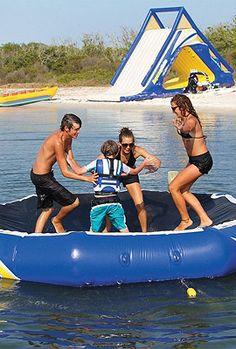 Fun Floating Beach Gear.