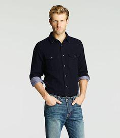 Clifton Work Shirt - JackSpade
