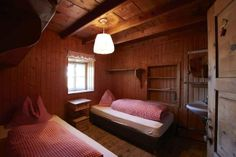 One of the cosy comfortable rooms at the Bella Vista Refuge