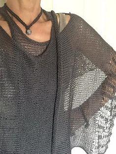 E L L O vest knit kit