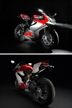 Ducati 1199 Panigale. I'm going to buy one of these to my husband.