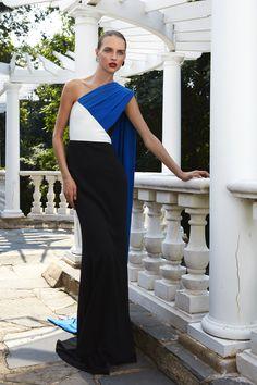 b318f675eab8 Elizabeth Kennedy 2017 Spring Collection Μόδα Της Πασαρέλας
