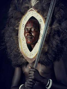 Maasai Tribe, Tanzania. Photo by Jimmy Nelson | http://www.yellowtrace.com.au/2013/11/28/jimmy-nelson-before-they-pass-away/