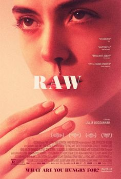 RAW Gets A Cool New Poster | Birth.Movies.Death.