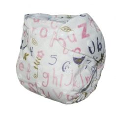1 BABY AI2 PRINT RE-USABLE CLOTH DIAPER NAPPY+1 INSERT M13