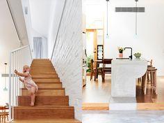 High House by Dan Gayfer Design | Australian Design Review | Photo by Dean Bradley   #Architecture #Design #Melbourne #AustralianArchitecture #Interior