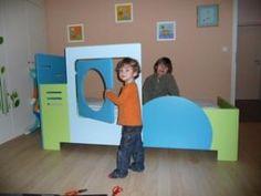 Cubby bed by Bed-is.lu