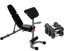 XMark FID Flat Incline Decline Weight Bench with Preacher Curl with 3 Pair: 10, 15, and 20 lbs- Total 90 lbs. Rubber Coated Hex Dumbbells are Built Tough, Built to Last http://adjustabledumbbell.info/product/xmark-fid-flat-incline-decline-weight-bench-with-preacher-curl-with-3-pair-10-15-and-20-lbs-total-90-lbs-rubber-coated-hex-dumbbells-are-built-tough-built-to-last/