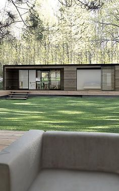 modern shipping container homes 45 shipping container house en 2018 pinterest maison. Black Bedroom Furniture Sets. Home Design Ideas