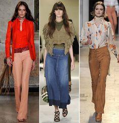 Spring/ Summer 2015 Fashion Trends: 1970s Fashion|www.fashionisers.com #2015fashiontrends