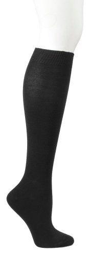 HUE Flat Knit Knee Sock $6.50