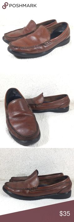 14653bcdca9 Cole Haan Dress Shoes Loafers Mens Brown Size 9 Cole Haan Dress Shoes  Loafers Mens Brown