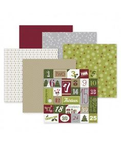 Christmas Joy Paper Pack (12/pk)