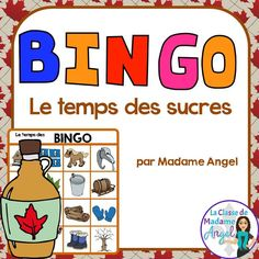 La demi-heure: Telling Time to the Half Hour Bingo Game in French Bingo, Inquiry Based Learning, Ways Of Learning, French Teaching Resources, Math Resources, Spanish Language Learning, Teaching Spanish, French Lessons, Spanish Lessons