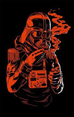Darth Vader by Smithe