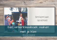 Een sinterklaasboek maken met je klas | Bookcreator – Miranda Wedekind Onderwijsbegeleiding Coding, Meet, Qr Codes, Education, Tips, Seeds, Advice, Teaching, Training