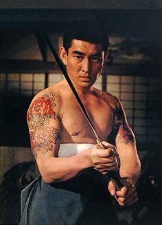 Ken Takakura.