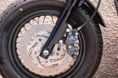 moto istruzione per l'uso : manutenzione pratica della moto - i  freni