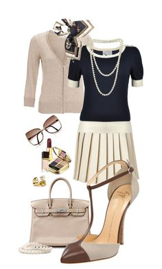 """EASY COME, EASY GO"" by paint-it-black ❤ liked on Polyvore featuring Monsoon, Mulberry, Hermès, Maison Kitsuné, Givenchy, Giuseppe Zanotti, Chanel, Retrosun, Dolce&Gabbana and Tom Ford"