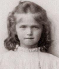 Grand duchess Olga Nikolaevna Romanov, 1901.
