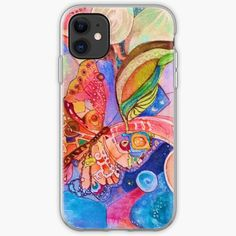 'Abstract Butterfly' iPhone Case by Adele Buys Framed Prints, Canvas Prints, Art Prints, Iphone Wallet, Iphone 11, Get Free Stuff, Stuff To Buy, Sell Your Art, Iphone Case Covers