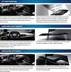 Ford GT Interior Principles | Ford Built 2017 GT Interior With Three Principles in Mind