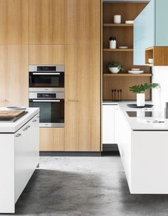 Kitchen renovation ideas to inspire you in the new year – Domain Green Kitchen, New Kitchen, Kitchen Dining, Kitchen Decor, Kitchen Cabinets, Kitchen Units, Kitchen Hacks, Custom Kitchens, Home Kitchens
