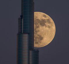 En lo más fffres.co: Las mejores fotos de la luna llena más grande de los últimos 70 años: No… #Art #superluna #luna #luna_llena #fotos