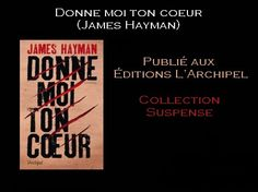 Donne moi ton coeur (James Hayman) http://youtu.be/rQUzKSvhoaU