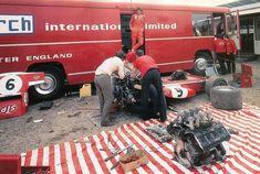 Jo #Siffert a #Zandvoort 1970