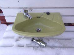 FINN – Retro håndvask med blandebatteri