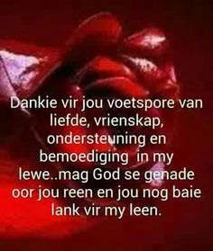 Dankie dat jy my vriendin is Motivational Verses, Bible Verses Quotes, Life Quotes, Inspirational Quotes, Qoutes, Wisdom Quotes, Scriptures, Best Birthday Wishes Quotes, Birthday Messages