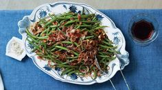 Balsamic Green Beans | Looking for new ideas for green beans? Try these easy and creative twists on a first-rate vegetable. As far as vegetables go, we're pretty big fans of green beans. They're versatile, inexpensive, and pack a nutritional wallop with vitamin C, potassium, and fiber. Did we mention that they're delicious, too? We've created a lot of green bean recipes over the years, because they seem to go with everything! Need some crunch in a potato salad? Green beans to the rescue.