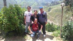 MJH. LA FAMILIA JIMÉNEZ,EN  COCHAPAMPA,CAPILLAS, HUANCAVELICA-PERÚ.