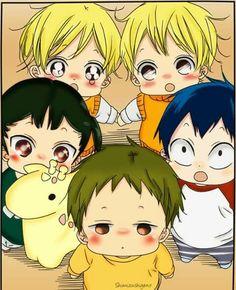 - Gakuen Babysitters Awesome Anime, Anime Love, Anime Guys, Sanrio Danshi, Kashima, Gakuen Babysitters, Manga Boy, Manga Anime, Cute Chibi